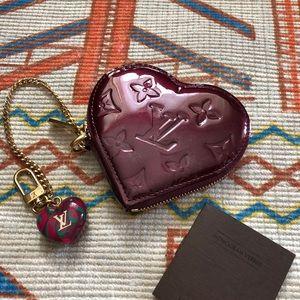 ❤️ Louis Vuitton Heart Coin Purse